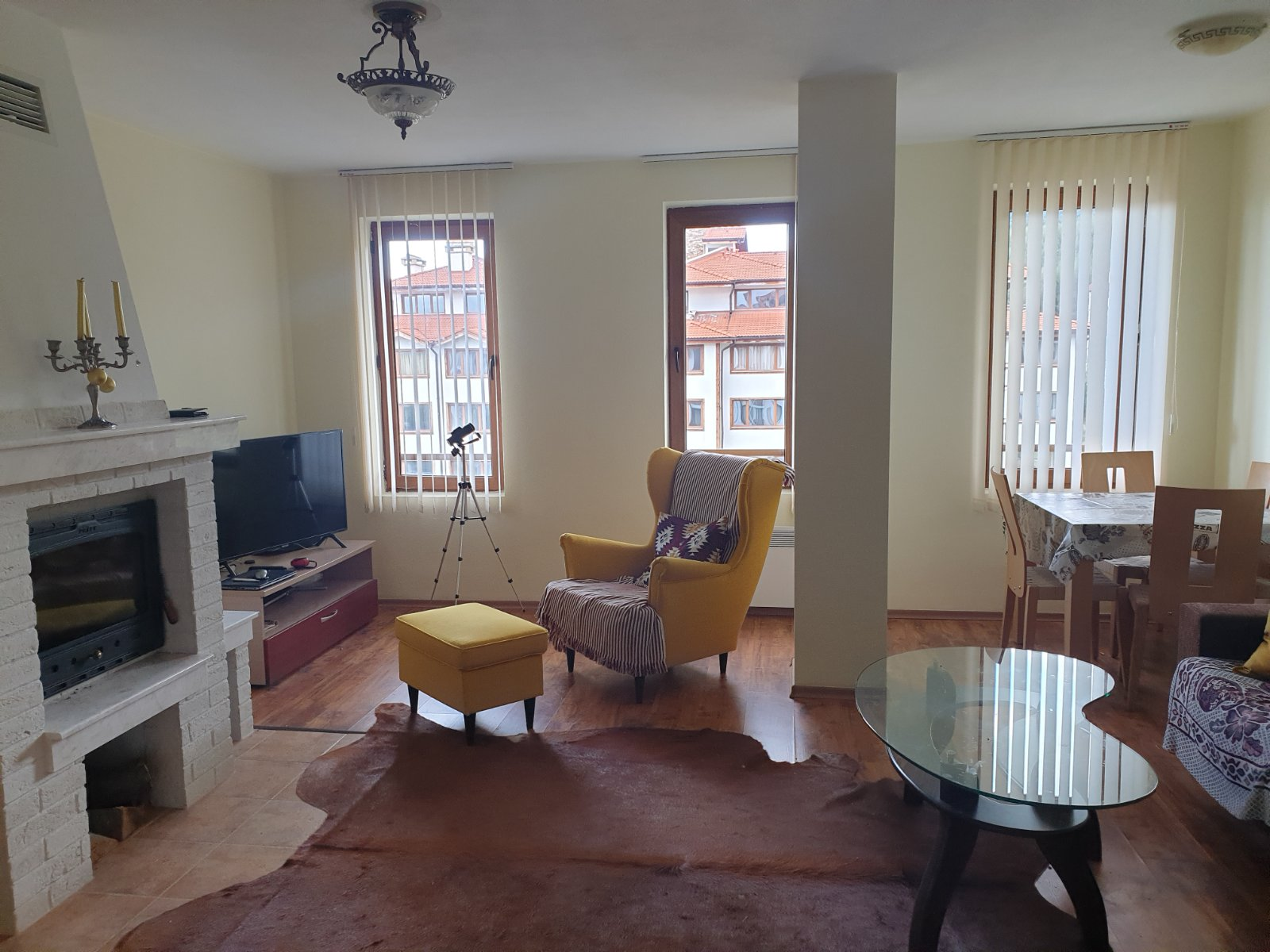 eastern one bedroom apartment in panorama park hotel