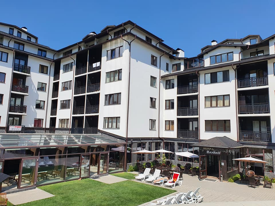 one bedroom apartment for sale in royal bansko aparthotel