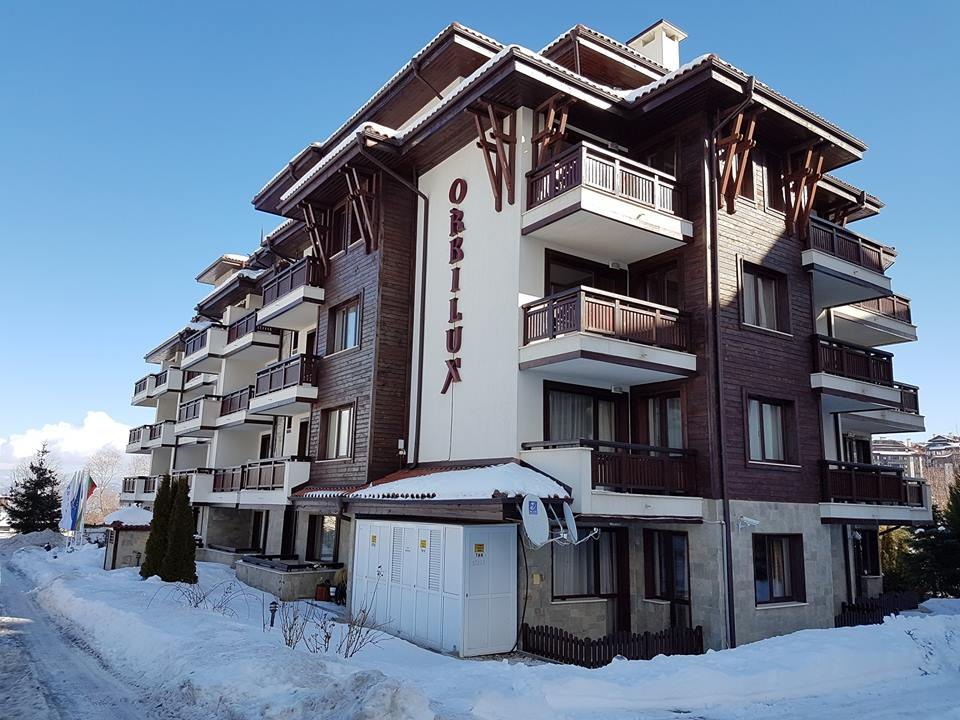one bedroom apartment for sale in orbilux complex, bansko