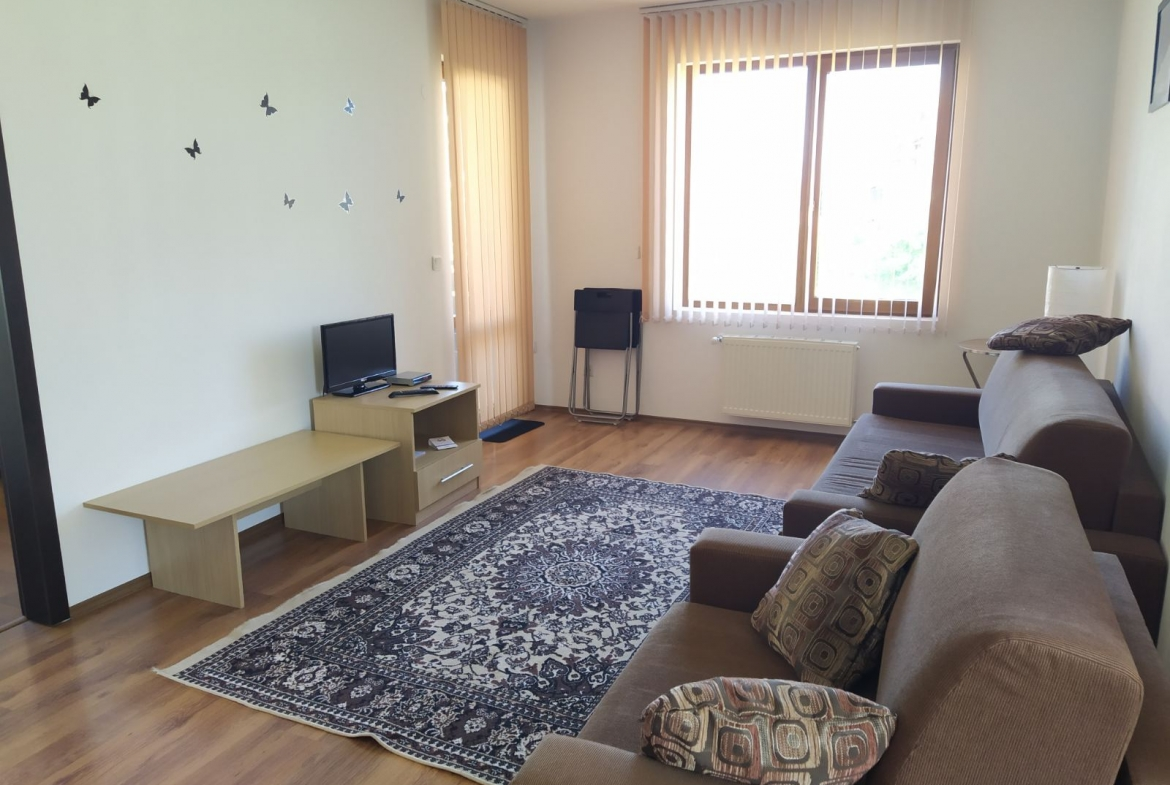 one-bedroom apartment in a residential building
