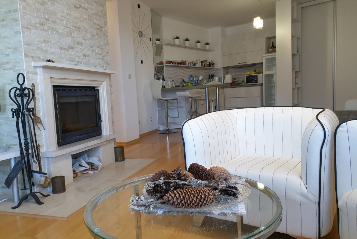 luxury two-bedroom apartment for sale near the gondola lift