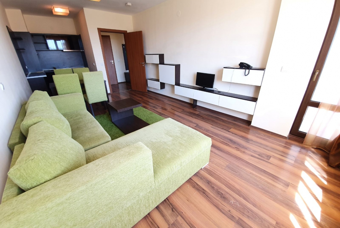 one-bedroom apartment for sale in bansko, st. george spa and ski complex