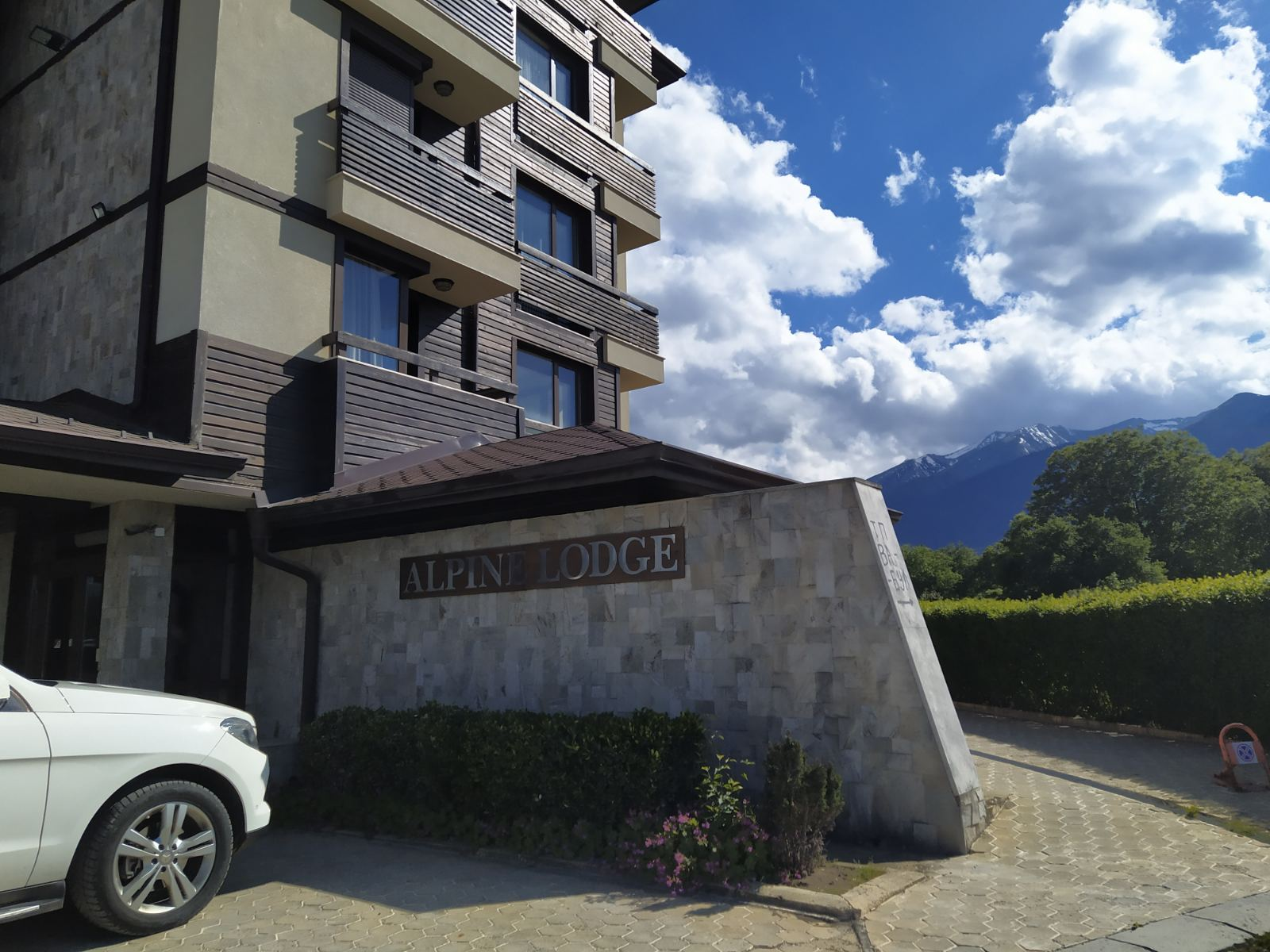 one-bedroom apartment for sale in alpine lodge complex