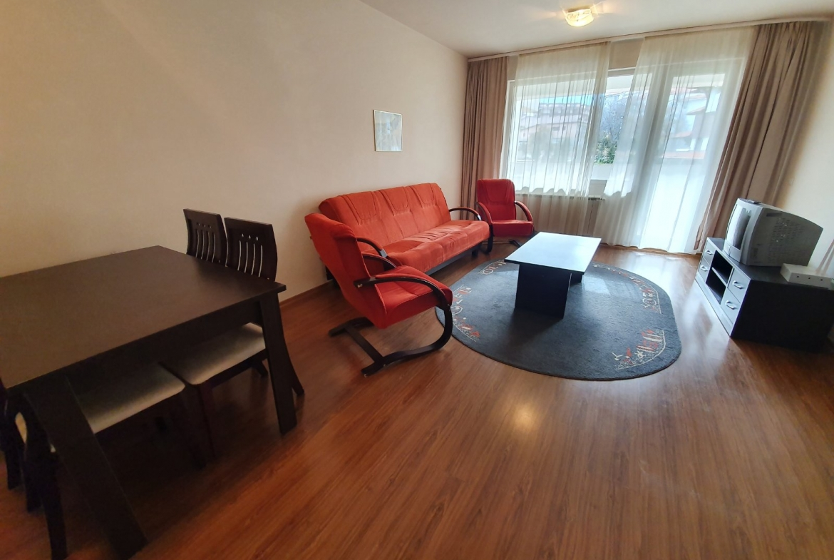 one-bedroom apartment in royal towers complex