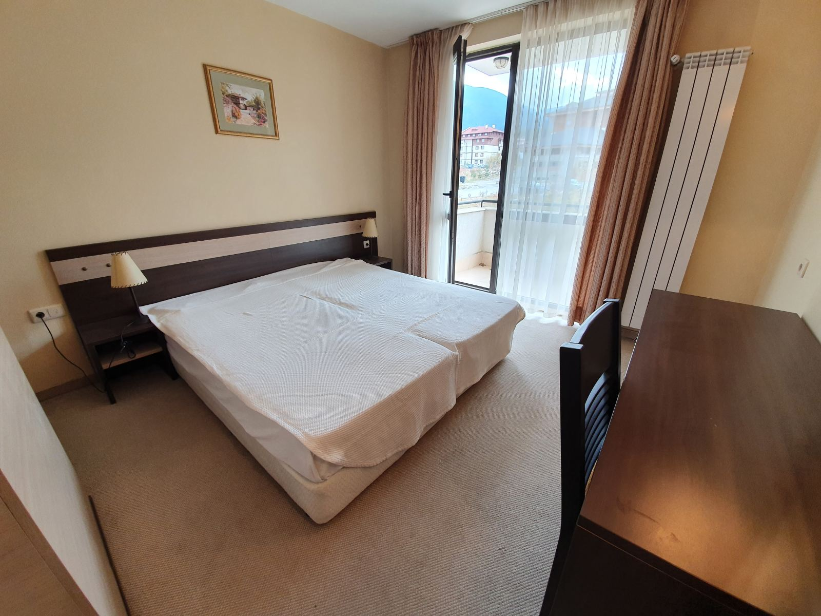 one-bedroom apartment in dream hotel