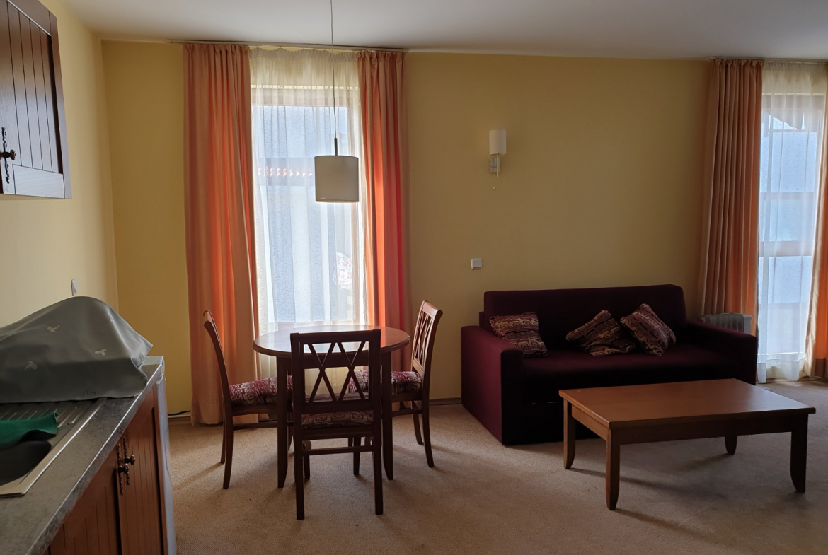 bansko: holiday one bedroom apartment for sale