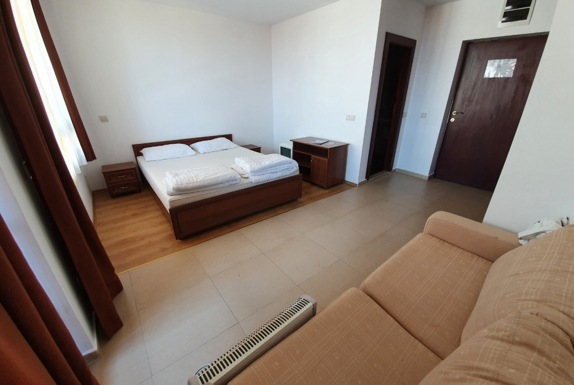 studio with a panoramic view of bansko, panorama complex