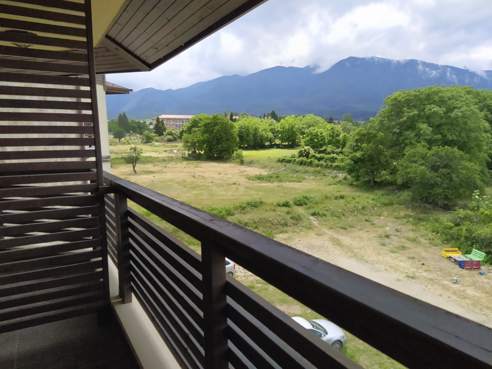 spacious one-bedroom apartment in alpin lodge complex