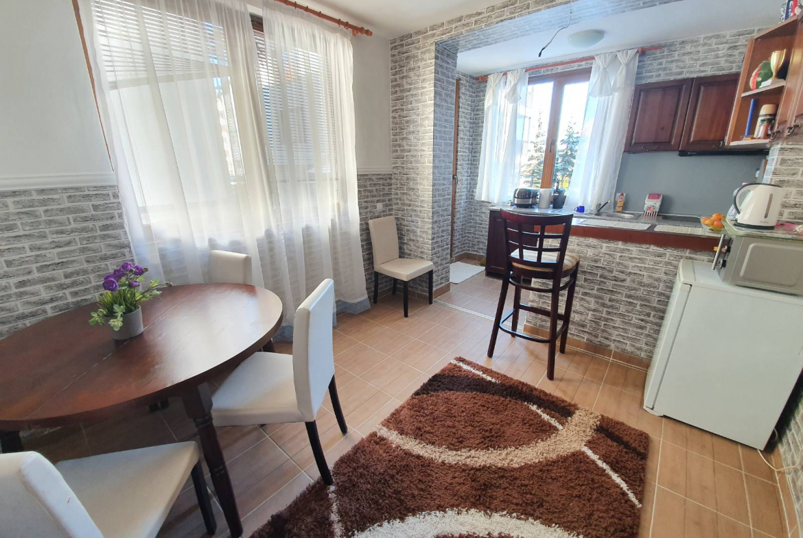 one-bedroom apartment  in a residential building, bansko