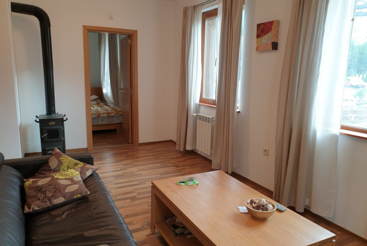 two bedroom apartment for sale in pirin heights apart-hotel
