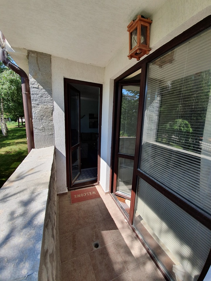 winslow infinity: one bedroom apartment with fireplace in bansko