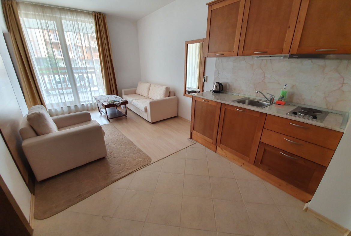 one-bedroom  apartment for sale in  st. john park complex
