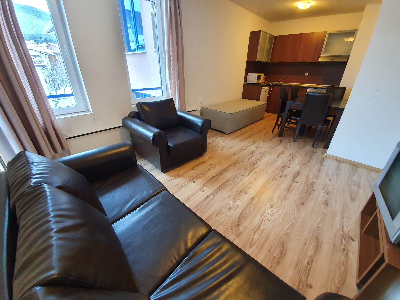 south apartment for sale close to the ski lift