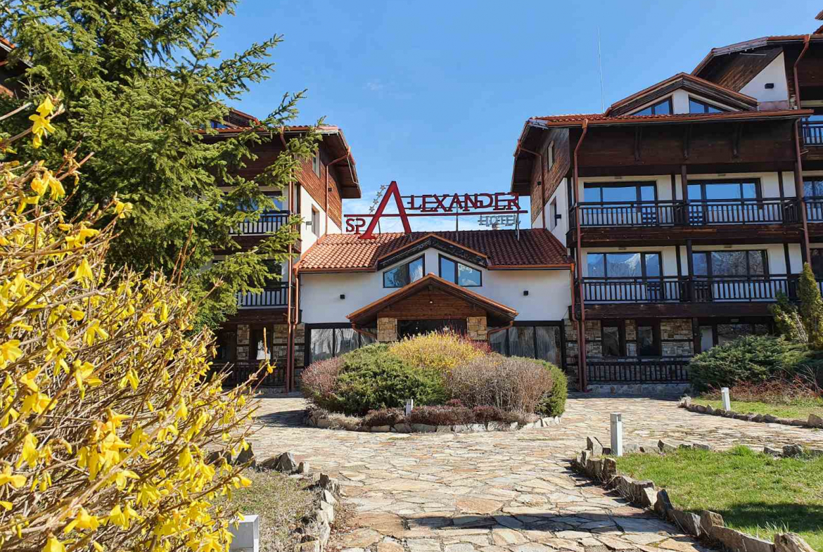 one-bedroom apartment for sale close to bansko
