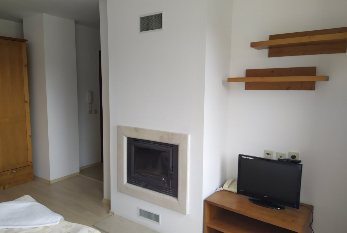 fully furnished studio for sale  in  st. john hill