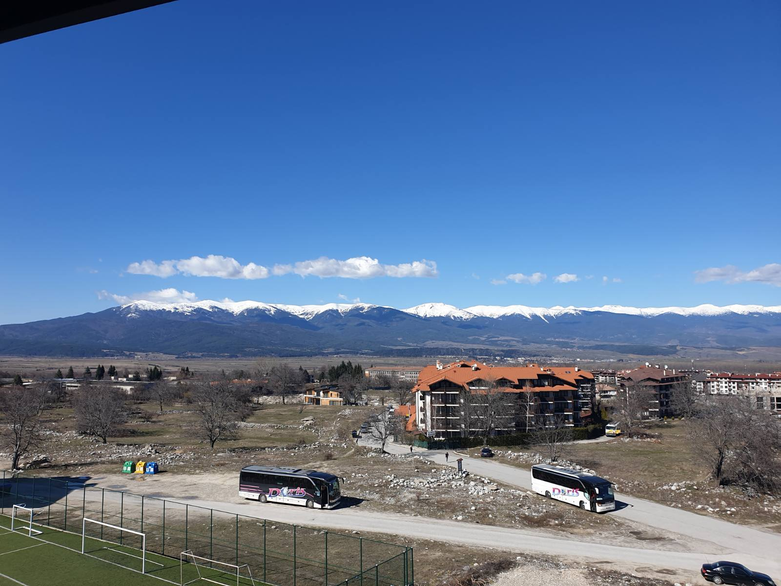 mpm guinness, bansko: furnished studio with terrace for sale